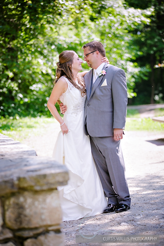wedding photographer Dublin ohio