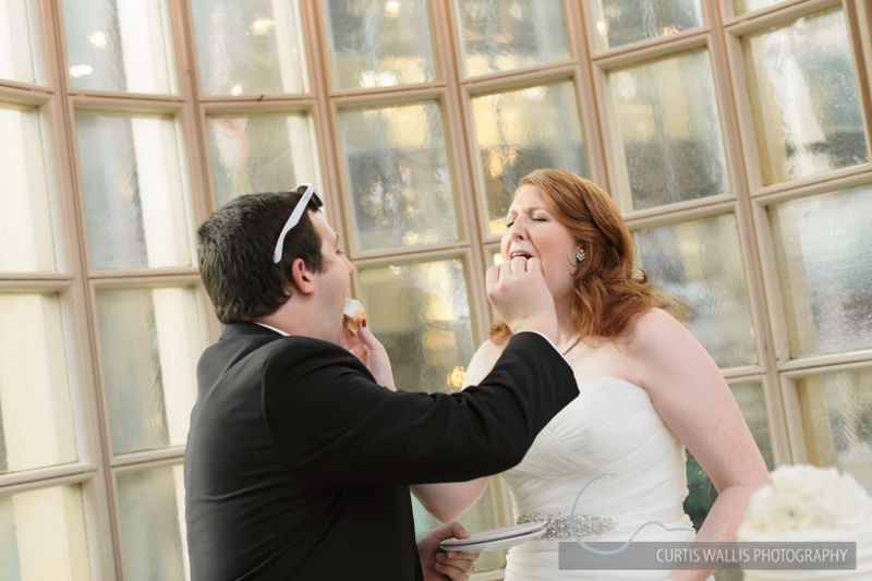 Columbus Athletic Club Wedding Photographer