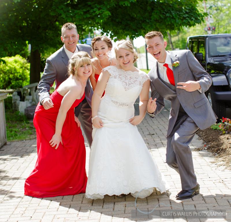 Wedding Columbus Zoo