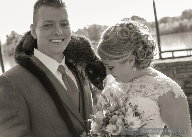 Wedding Photographers Columbus Zoo