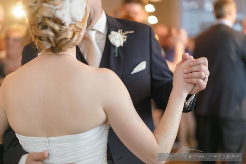 The Vue Wedding Reception